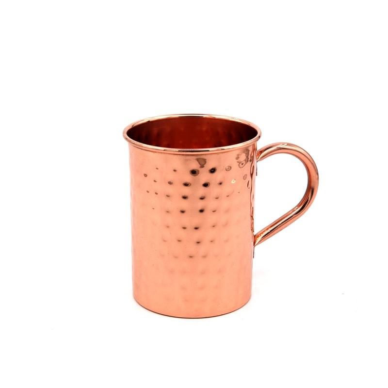 Copper Straight Mug