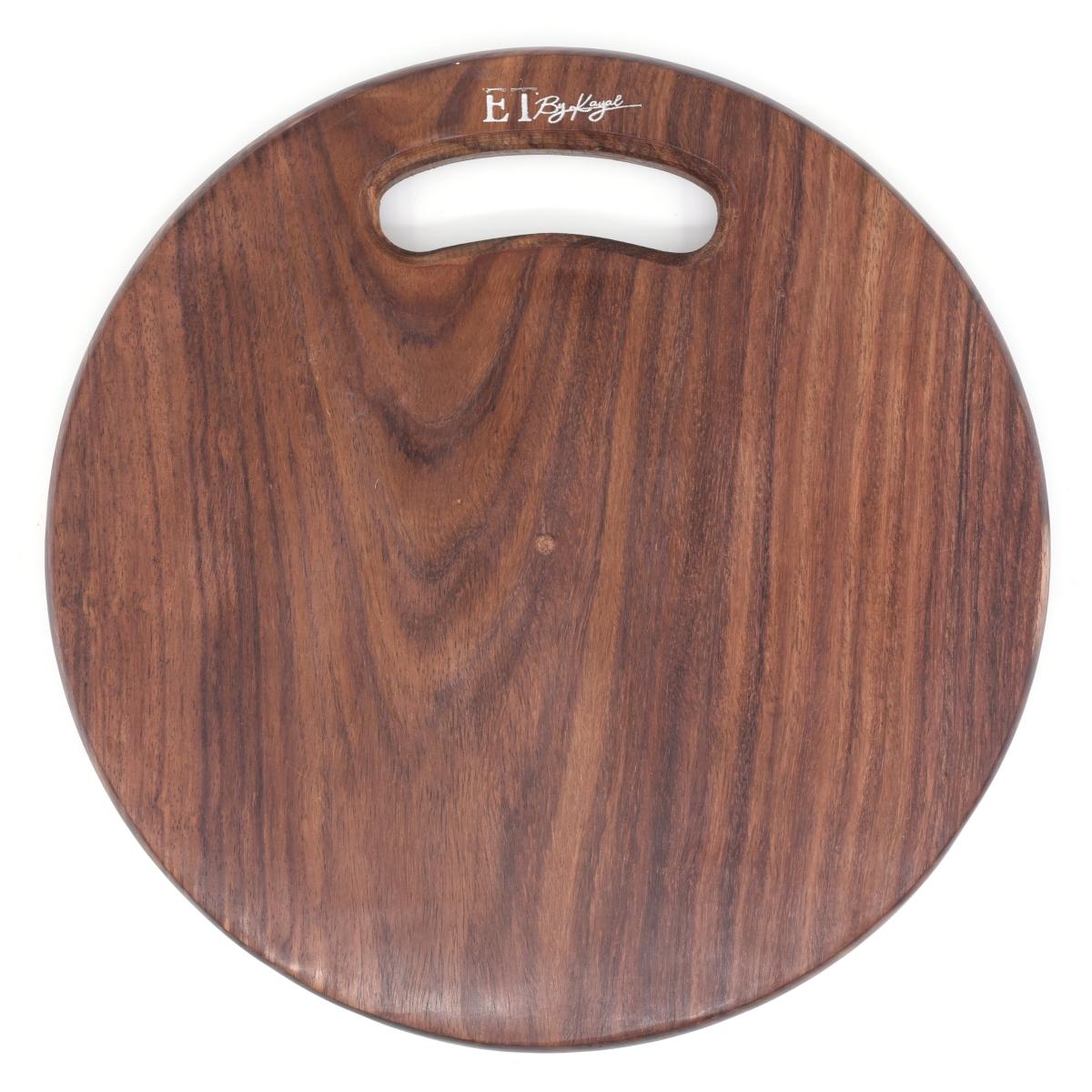 Wooden Cutting Board(Round)