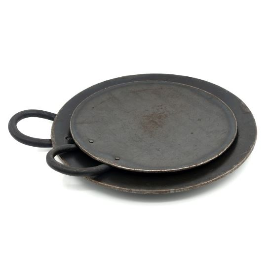 Seasoned Iron Dosa Tawa - 10 inches