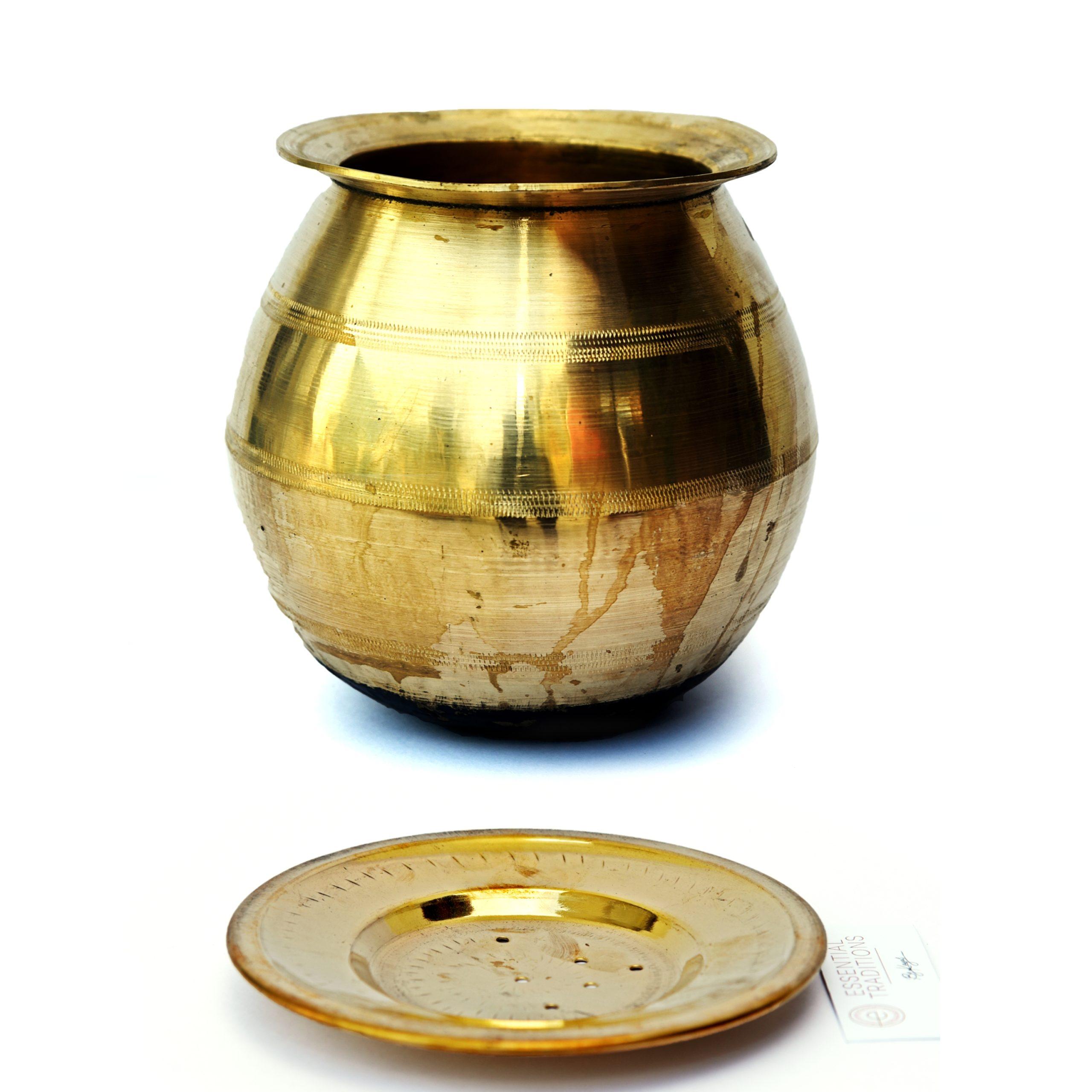 Bronze Cook Pot - 2 Litres