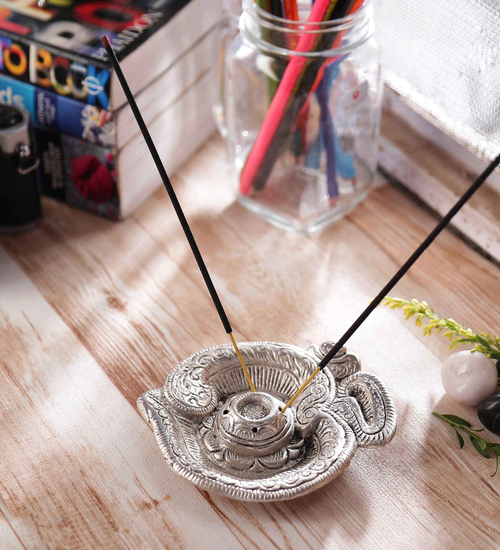 Om Incense Stick Holder/Agarbatti Stand Indian Home Decor