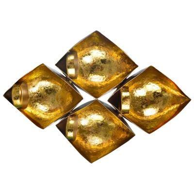 Set of 4 Tea Light Holder Indian Home Decor