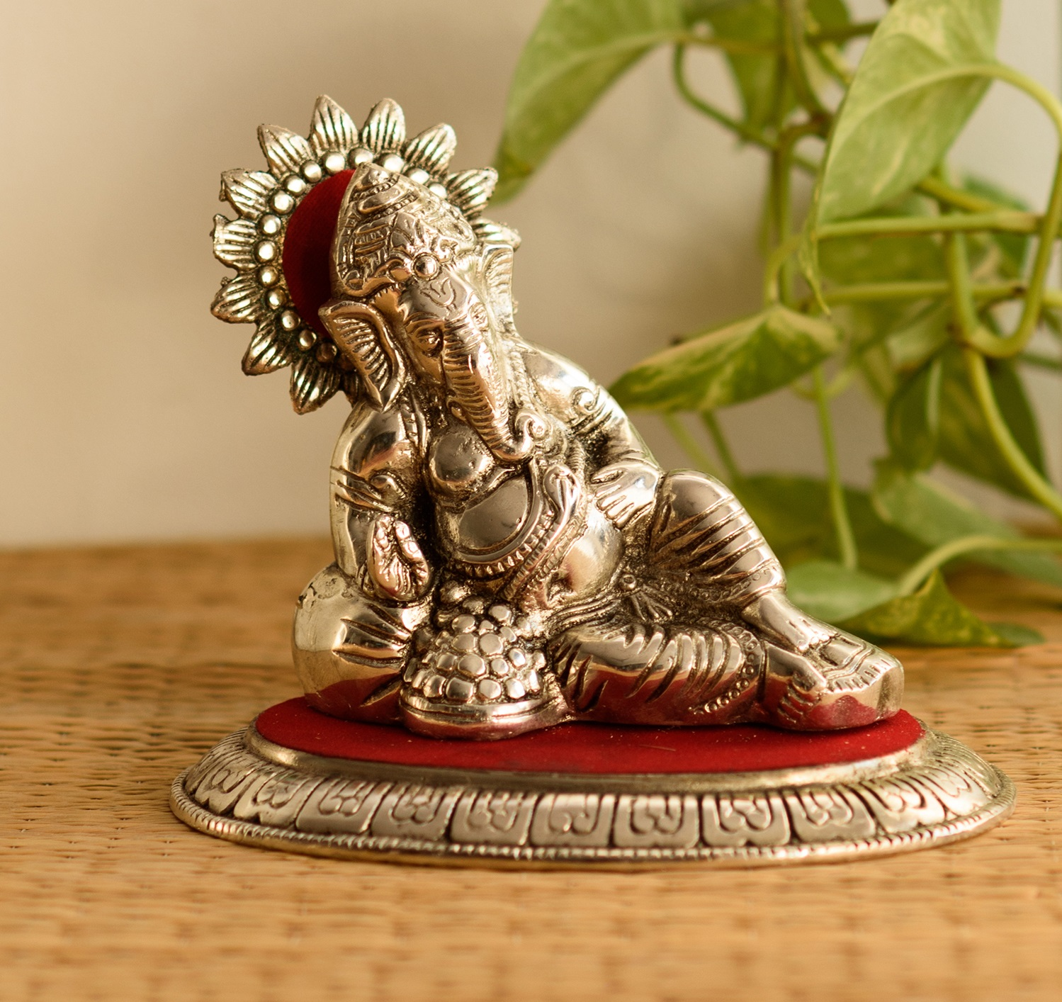 Lord Ganesha Idol Indian Home Decor