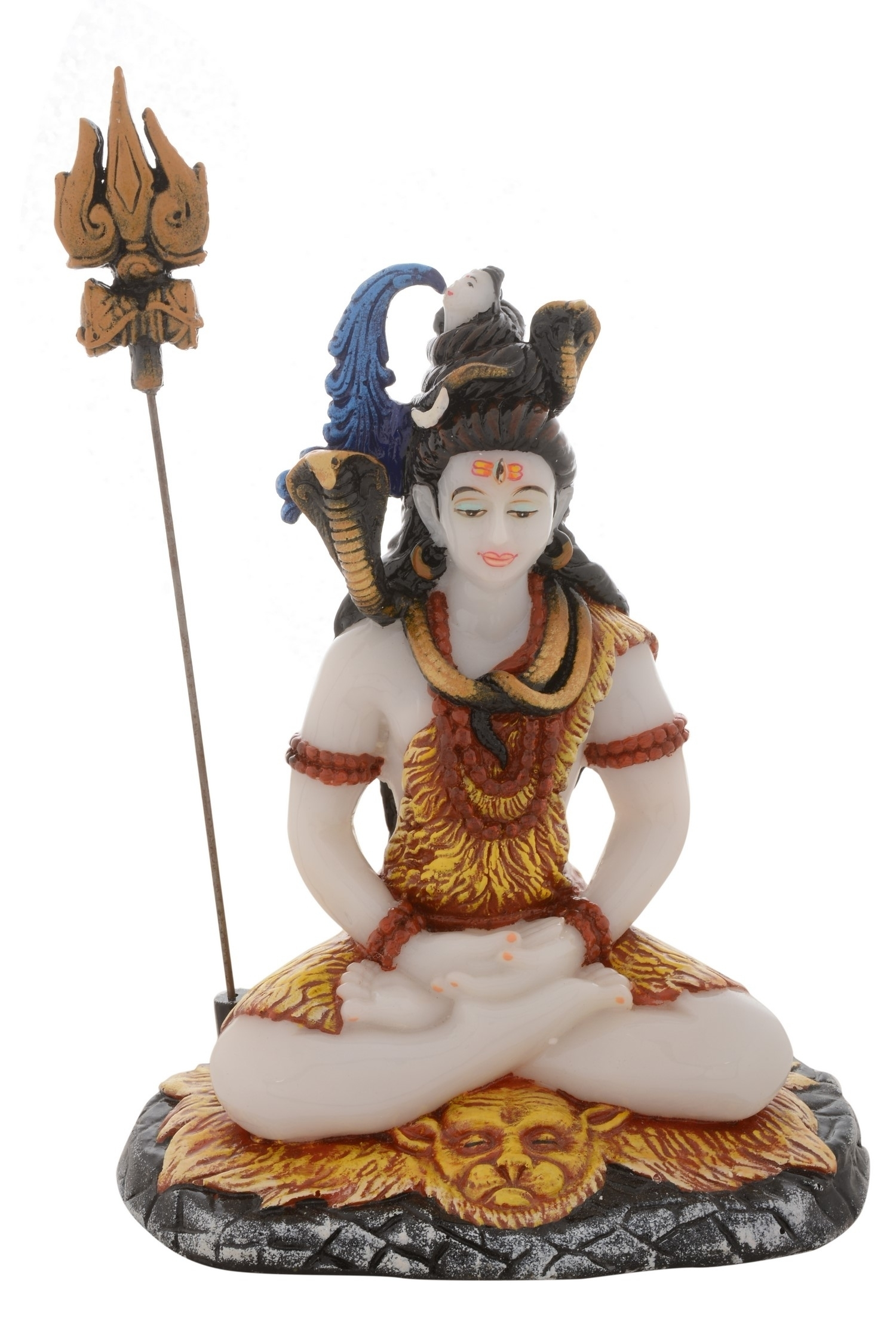 Lord Shiva Figurine Indian Home Decor