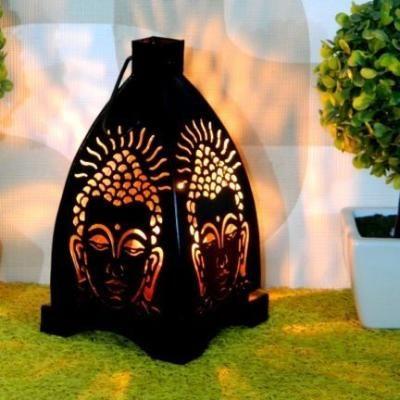 Buddha Hanging Tea light Holder Indian Home Decor