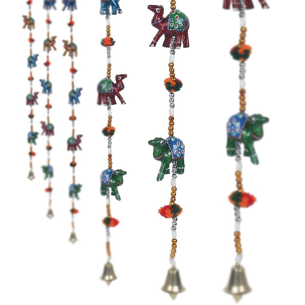 Handcraft Rajasthani Camel Door hanging - set of 2  Indian Home Decor