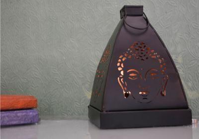 Lord Buddha Tea Light Holder Indian Home Decor