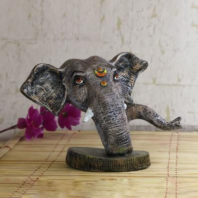Decorative Lord Ganesha Showpiece Indian Home Decor