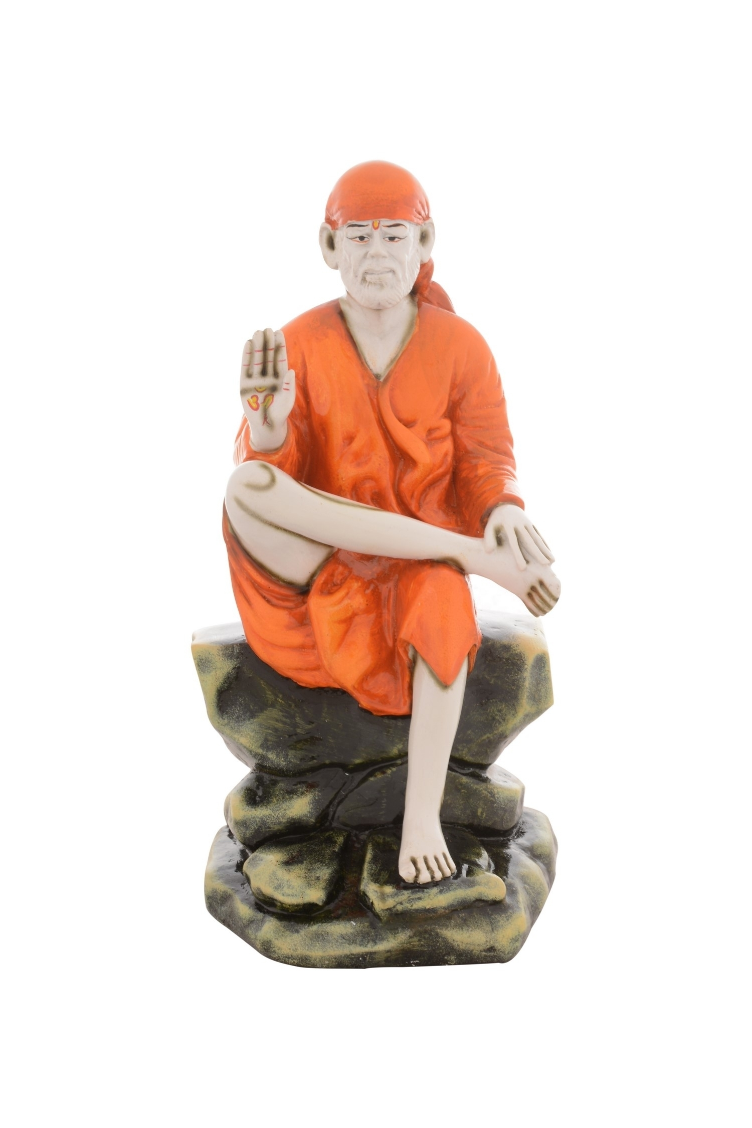 Premium Figurine of Sai Baba Indian Home Decor