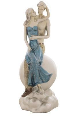 Premium Figurine of Loving Couple Indian Home Decor