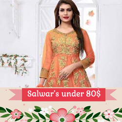 Buy Salwar Kameez Online in USA.