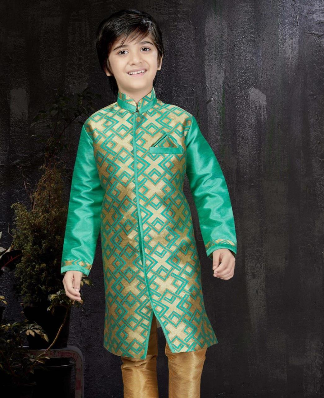 Magnificent Green Kids Blazer and Suits