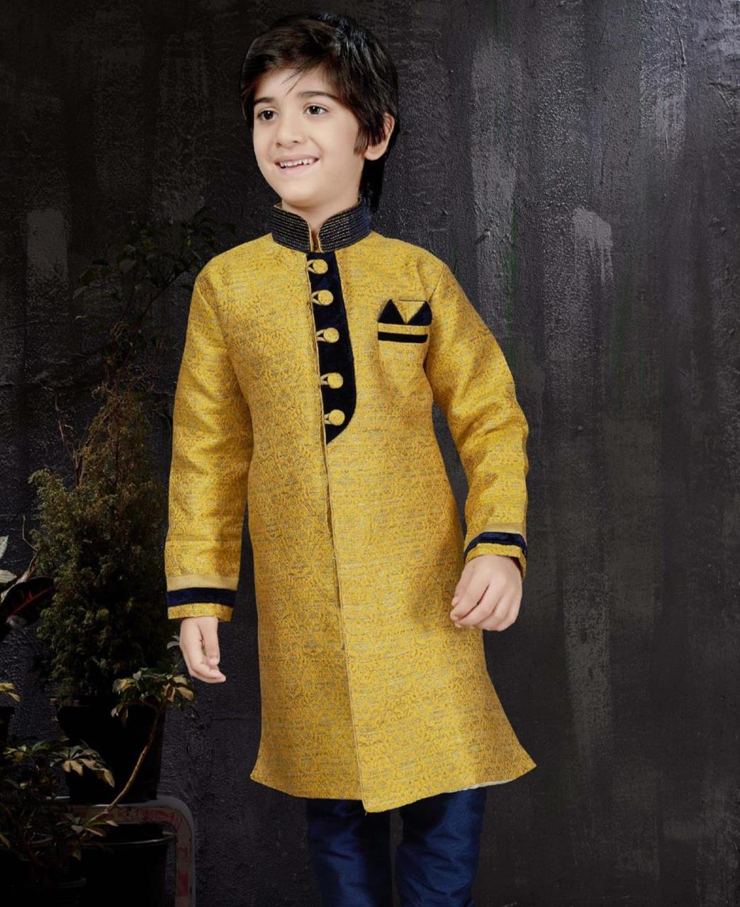 Magnificent Yellow Kids Blazer and Suits