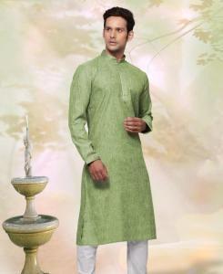 Cotton Green Mens Kurta Pajama