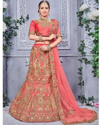 Buy Special Occasion Lehengas Online in USA.