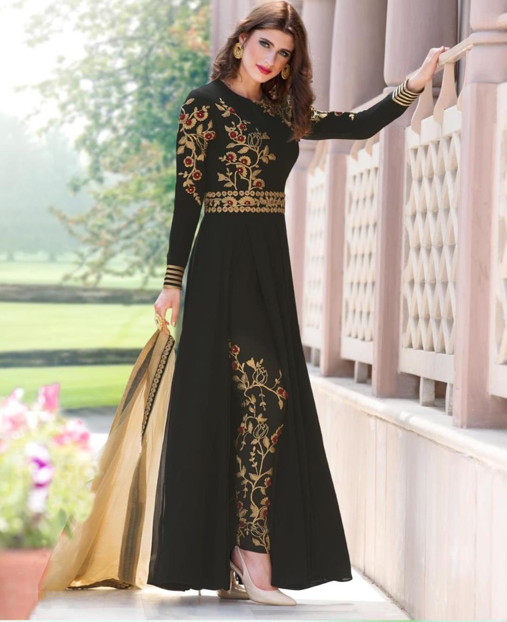 Abaya Style Salwar