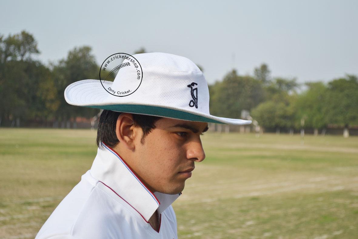 Kookaburra Cricket Sun Hat c12e65cc8109
