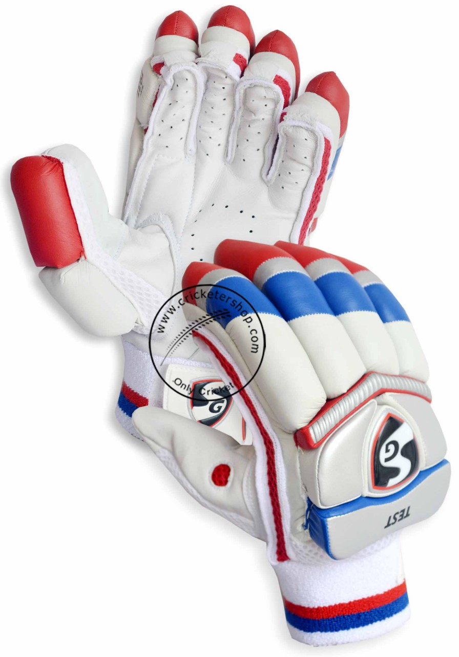 ec75a165e6c SG Test Cricket Batting Gloves 2017 Edition Boys Size Right and Left ...