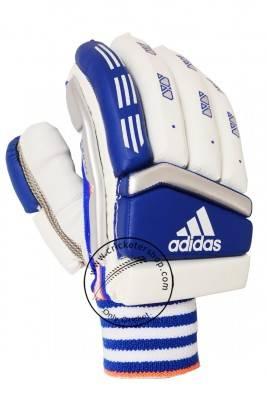3490a0b2f Adidas CXII V1 Cricket Batting Gloves Mens Size Right Handed or Left Handed