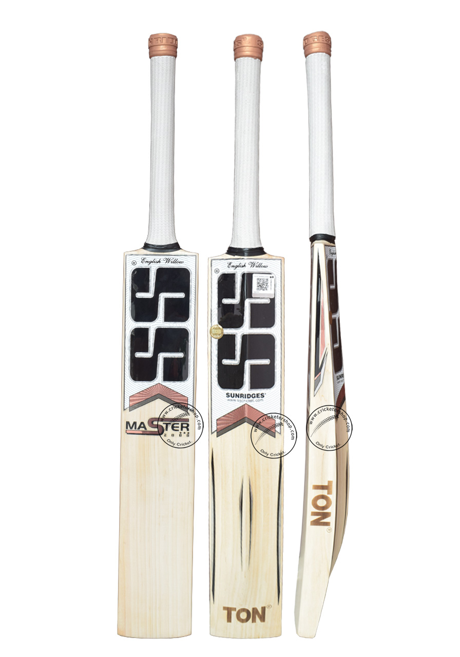 d16e35deb2c SS Master 2000 English Willow Cricket Bat Size SH