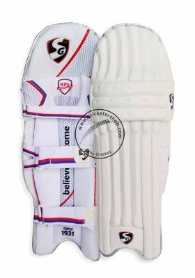 9832579a2d2 SG Test Cricket Batting Leg Guard Pads Boys Size Right and Left Handed