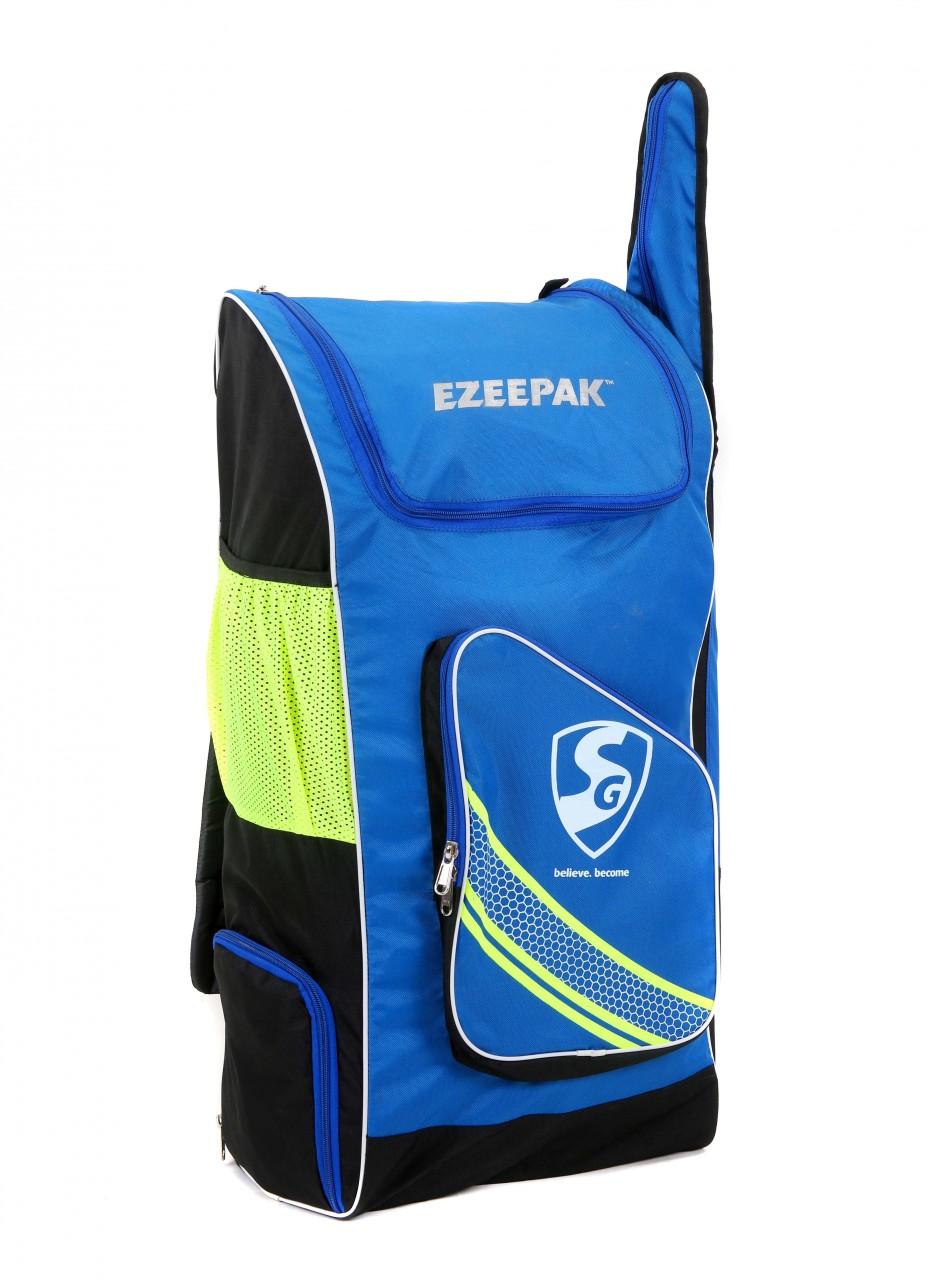 e7c41b53ba57 SG Ezee Pak Cricket Kit Bag (Large) Backpack