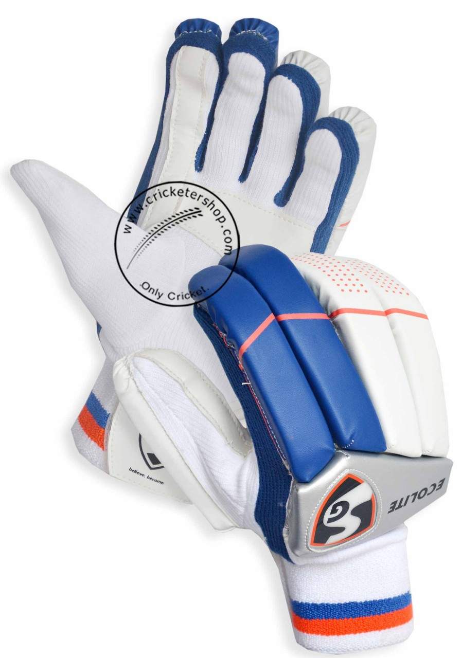 71909f9aed8 SG Ecolite Cricket Batting Gloves Youth Size