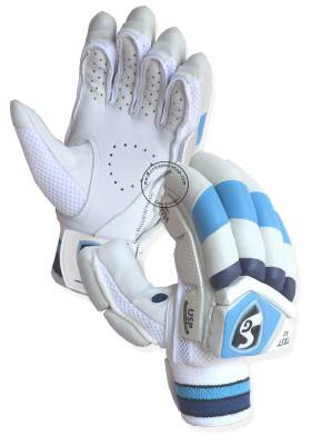 30bf894e7 SG Test RO Cricket Batting Gloves Mens Size Right and Left Handed