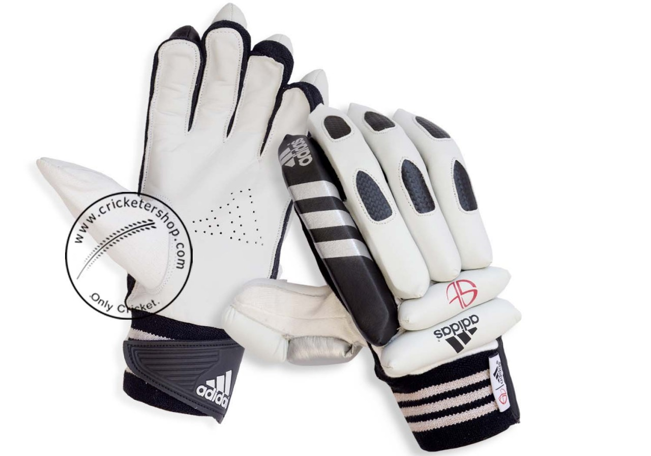 c66d9351bbc Adidas ST Rookie Cricket Batting Gloves Mens Size Right Handed