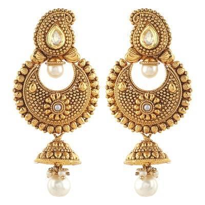 Buy Indian Earrings Online in USA.