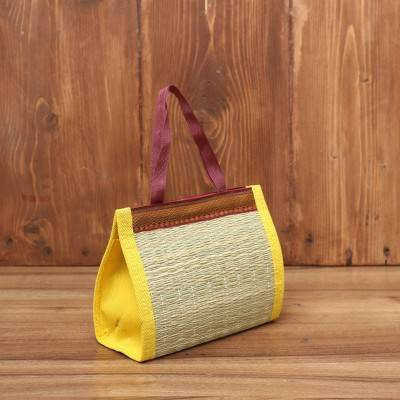 Hand Crafted Korai Bags with Velcro 6X7 inch return gift