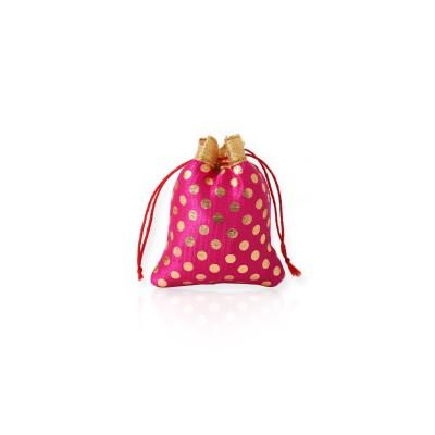 String pouch return gift