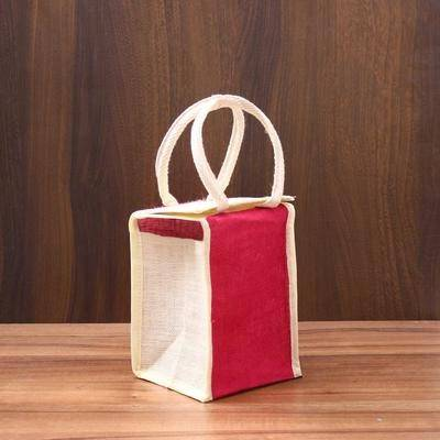Jute Bag  - Indian return gift