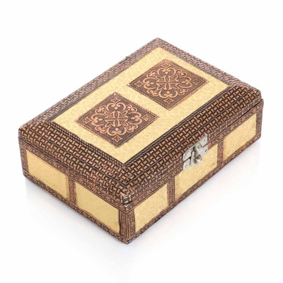 Rexin Dry Fruit Box - 7X5-W2954 return gift