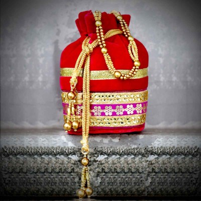 Potli bag return gift