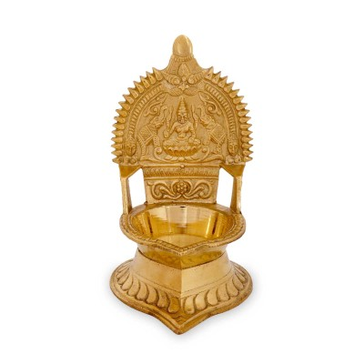 Diya - Special Kamatchi lamp Made up of brass return gift