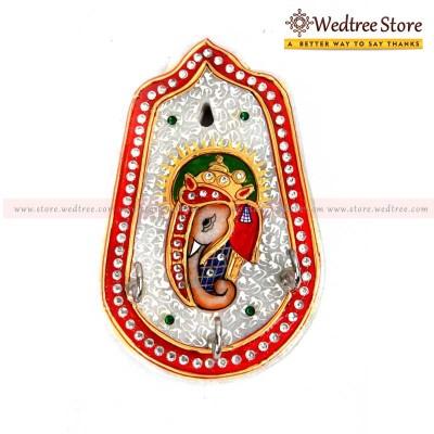 Key Hanger - This Key hanger demonstrates the artistic skills of craftsmen from Rajasthan return gift