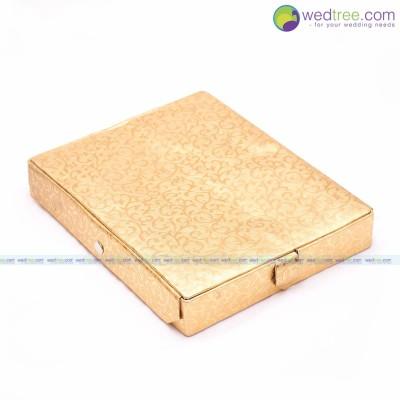 Rectangle Jewel Box with Glossy Finish Medium return gift