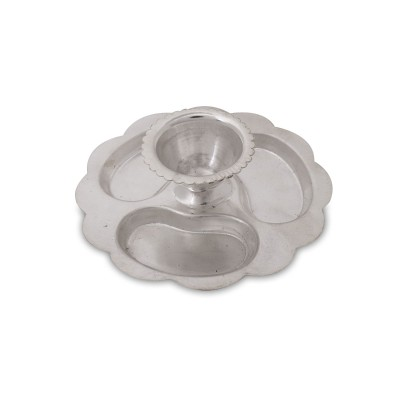 Dhoop stand - dhoop stand made of german silver return gift