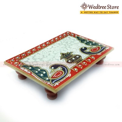 Marble Chowki return gift