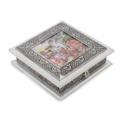Photo Box  - Oxidised Photo Box - 8X8