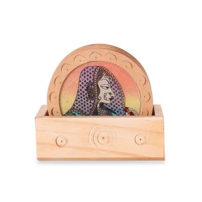 Coaster return gift