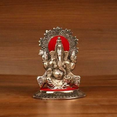 Oxidised Pagdi Ganesh return gift