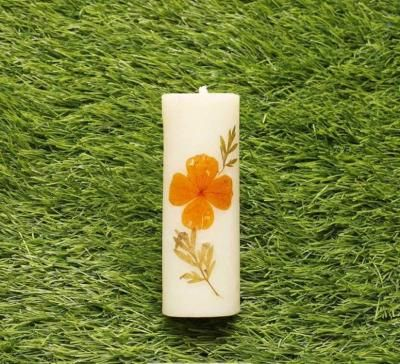 Pillar scented candle big return gift