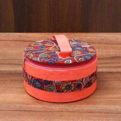 Kalamkari Bangle Box 7.5 inch - Indian return gift