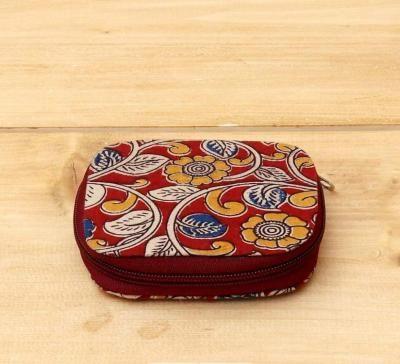 Kalamkari rectangle bangle holder return gift