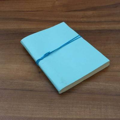 Hand Made Paper Diary 8 x 6 inch Indian return gift