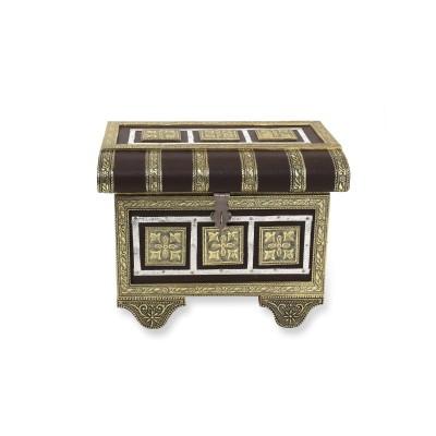 Jewel Box  - German Oxidised - Jewel Box 8 inch