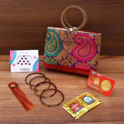Indian return gifts combo bags