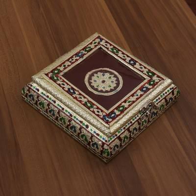 Minakari dry fruit box return gift